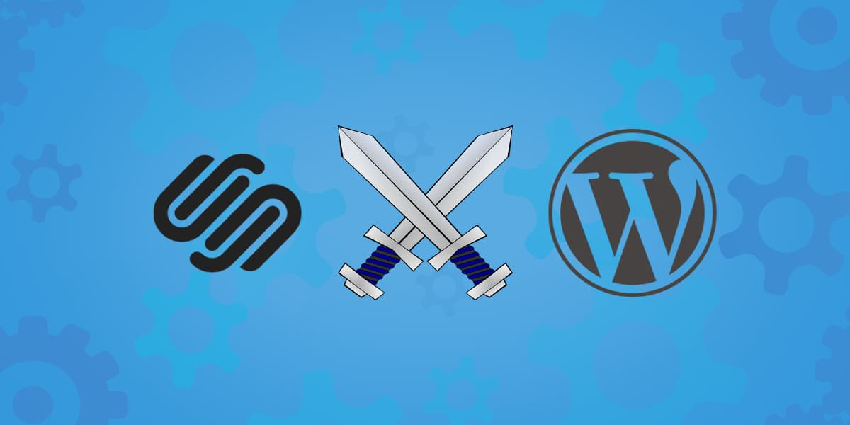 squarespace ou wordpress