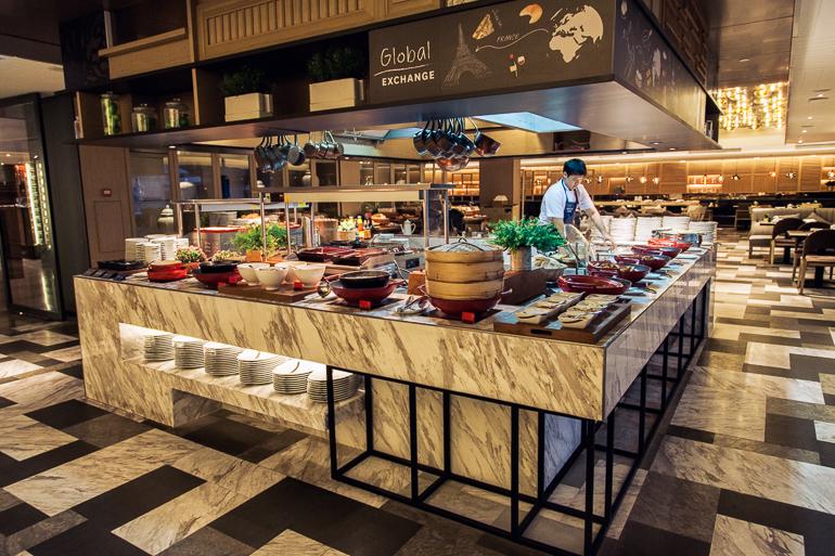 Restaurante do Decoração do Novotel Sukhumvit 20 (Bangkok)