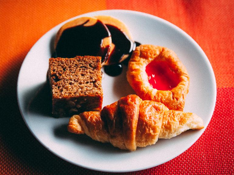 Railay Princess Resort & Spa - opções do café da manhã
