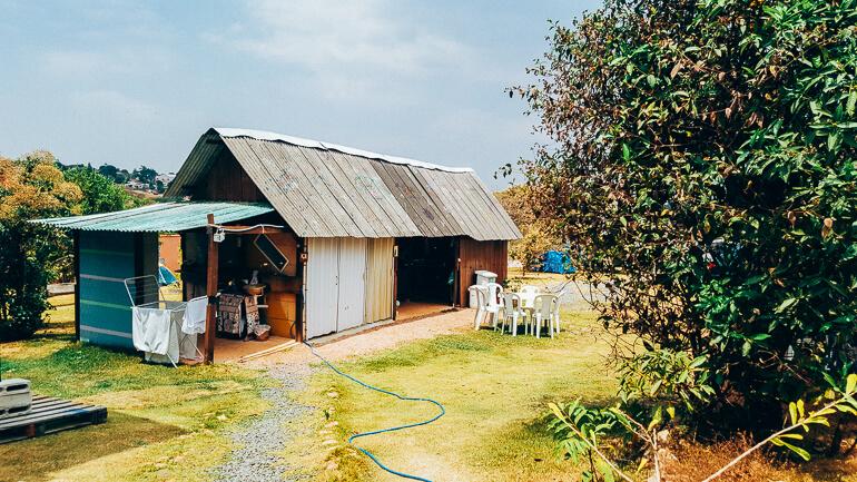 Camping Viveiro - Alto Paraíso