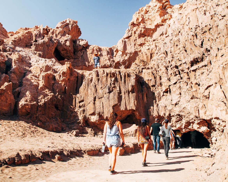 Valle de La Luna | Atacama | Viajando na Janela