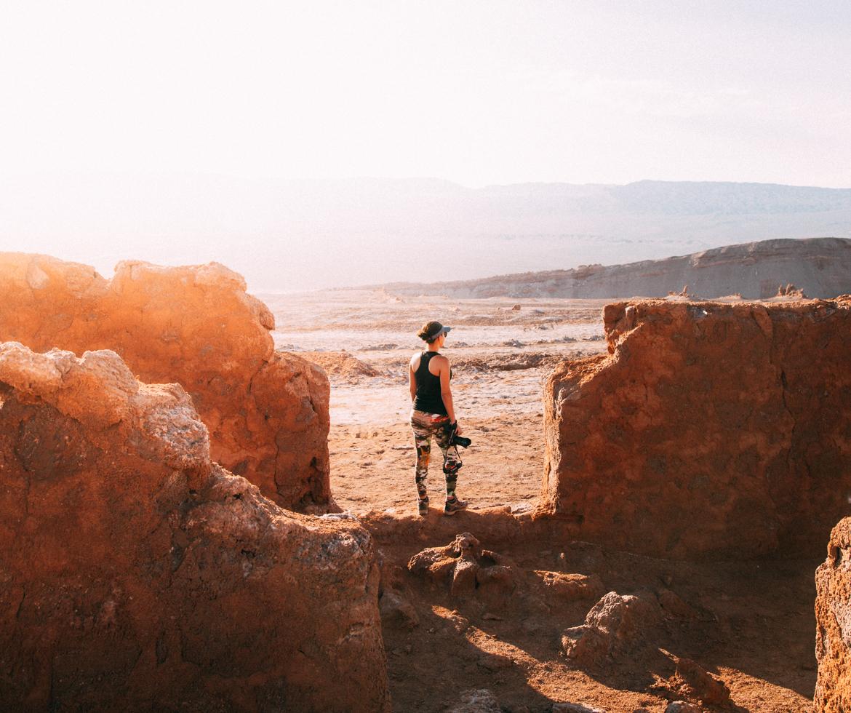 Mina de Sal, Valle de La Luna - Atacama | Viajando na Janela