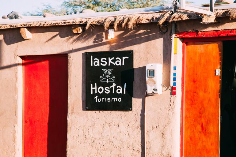 Hostal Laskar, San Pedro do Atacama