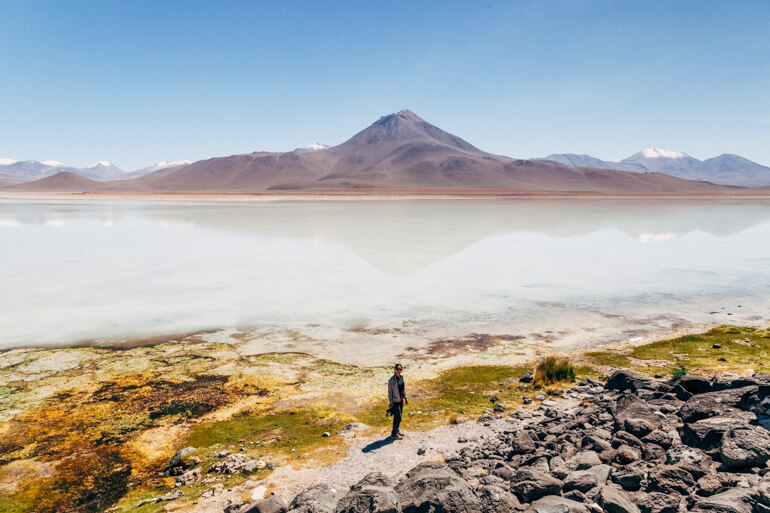 Laguna Blanca | Salar de Uyuni, primeiro dia