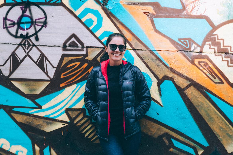O que fazer em La Paz: Grafite na rua do Mercado das Bruxas