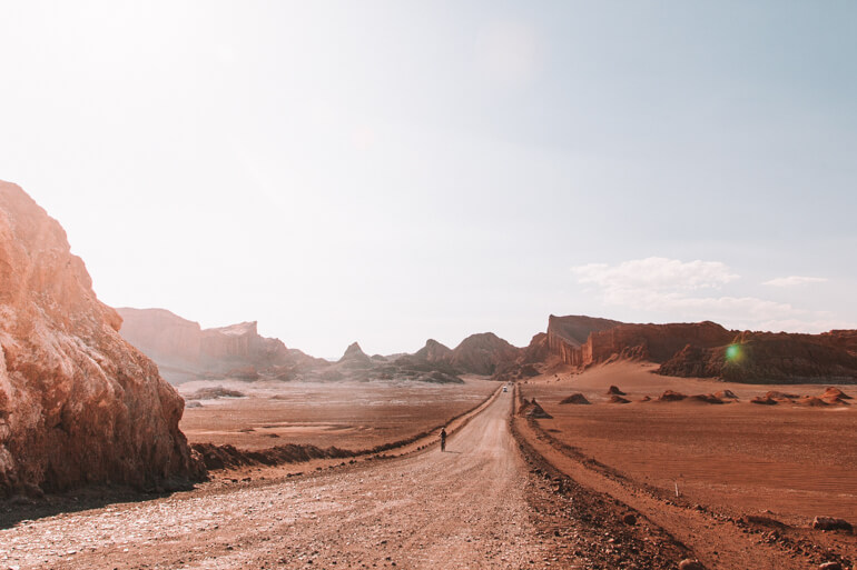 Quanto custa conhecer o Atacama? - Valle de La Luna