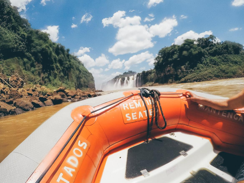 Macuco Safari: Ver as Cataratas do Iguaçu cada vez mais perto é surreal!