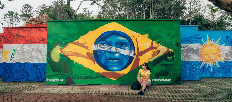 Marco das Três Fronteiras, Foz do Iguaçu | Viajando na Janela