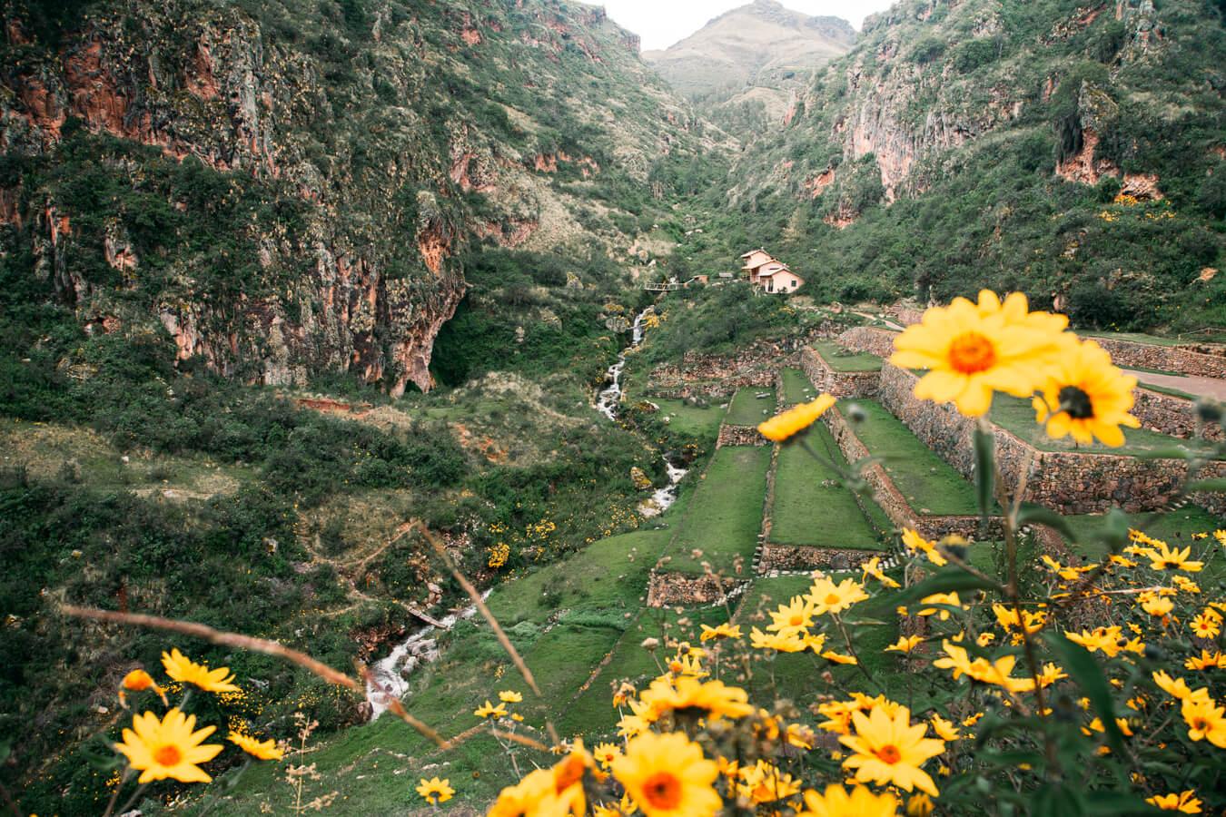 Ruínas de Pisaq | Boleto turístico de Cusco