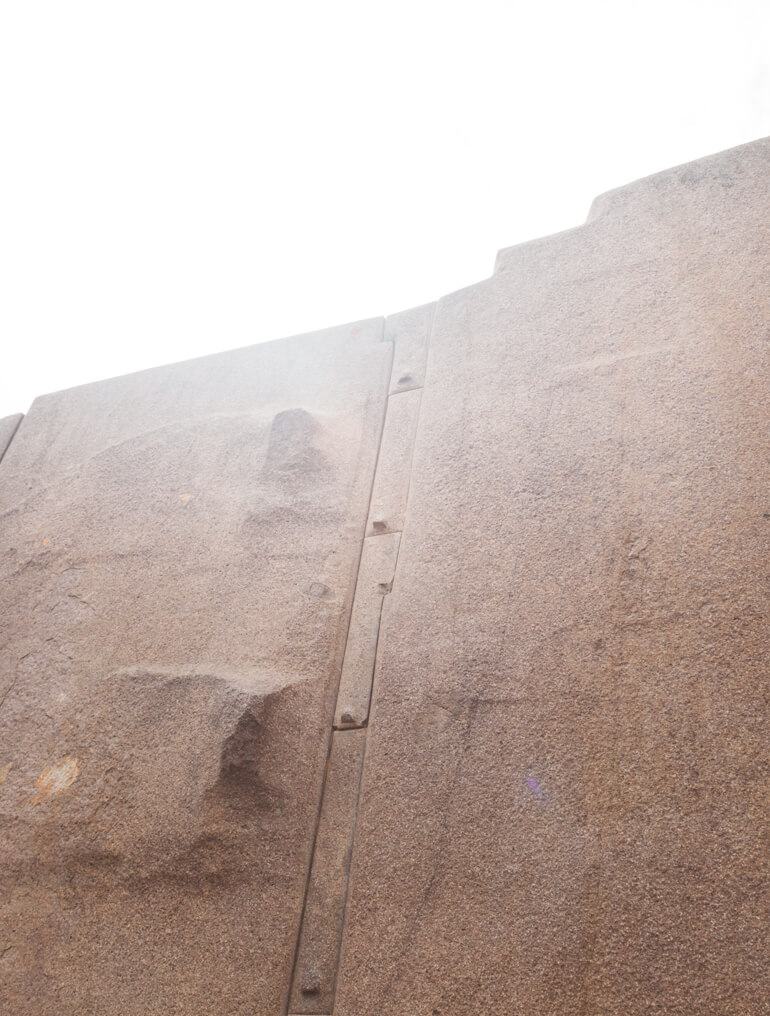 Templo do Sol, Ollantaytambo, Vale Sagrado