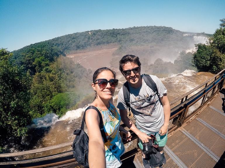 Cataratas Argentina - Circuito Superior