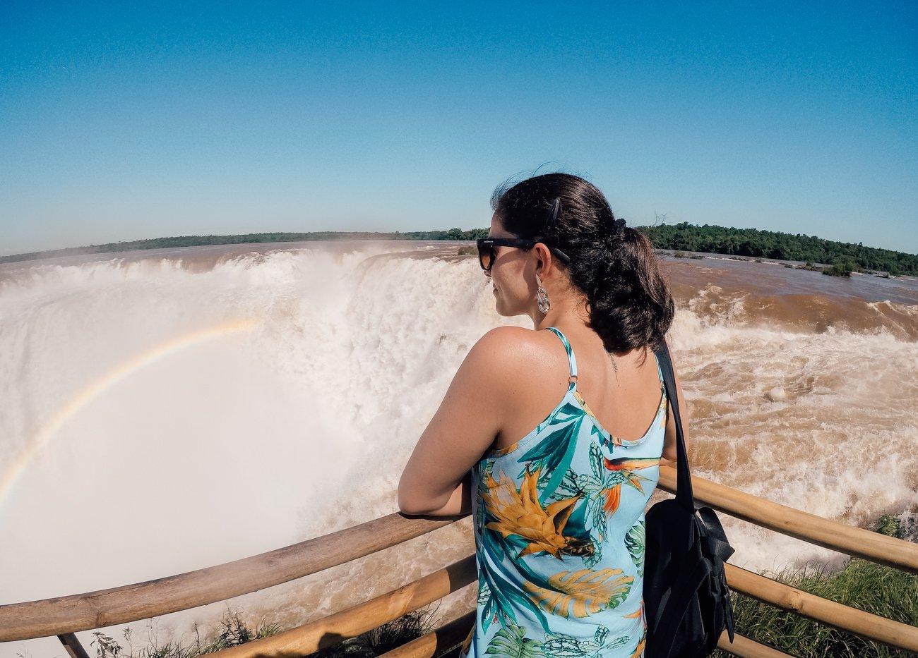 Cataratas Argentina: Garganta do Diabo