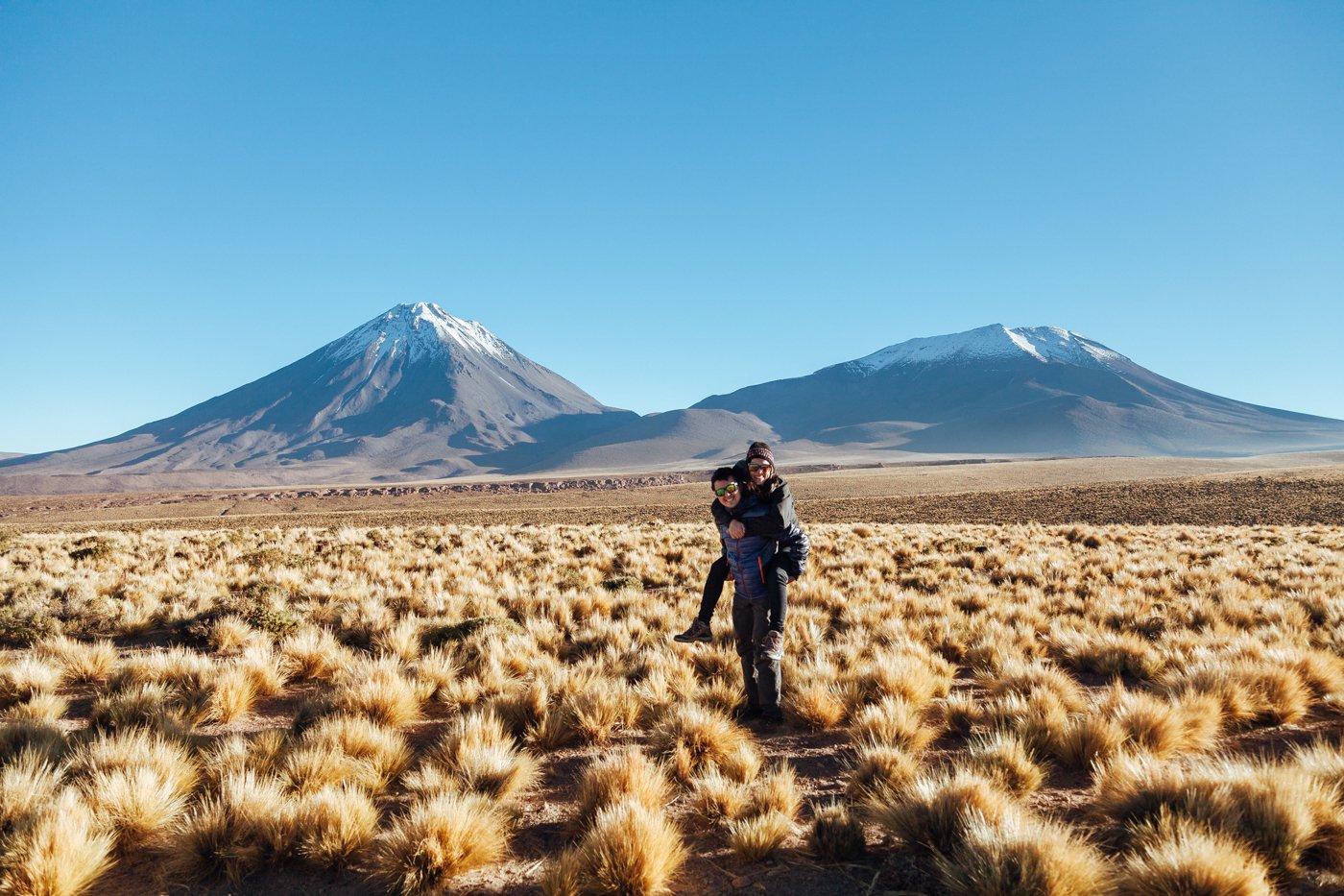 Deserto do Atacama, Chile - mirante Licancabur