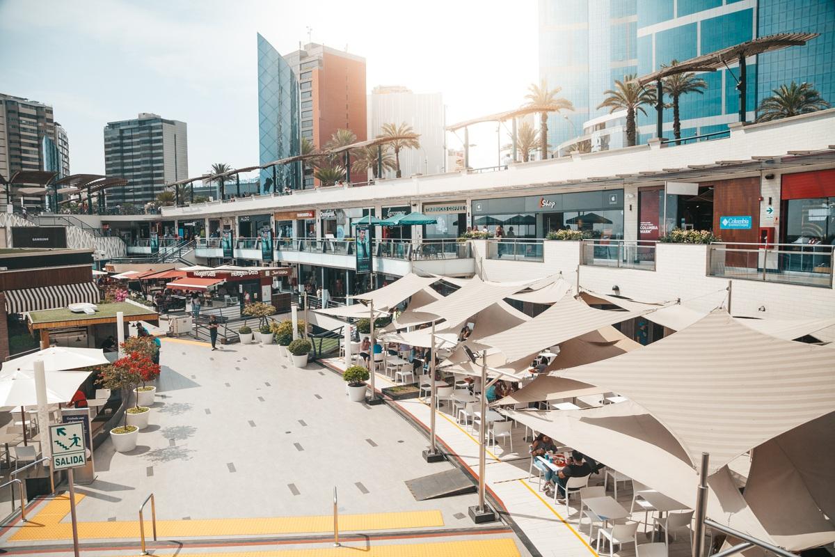 O que fazer em Lima, Peru: Shopping Larcomar