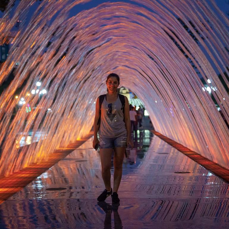 O que fazer em Lima, Peru:  Fonte Túnel das Surpresas