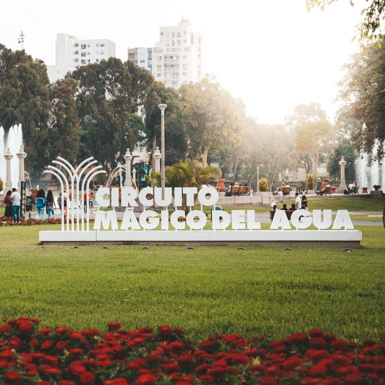 O que fazer em Lima, Peru: Circuito Mágico del Agua