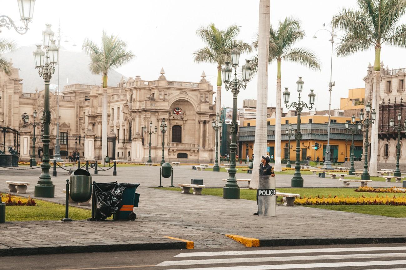 O que fazer em Lima, Peru: Centro Histórico