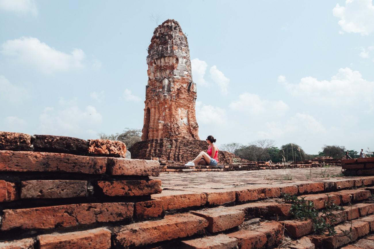 Tour saindo de Bangkok - Ayutthaya