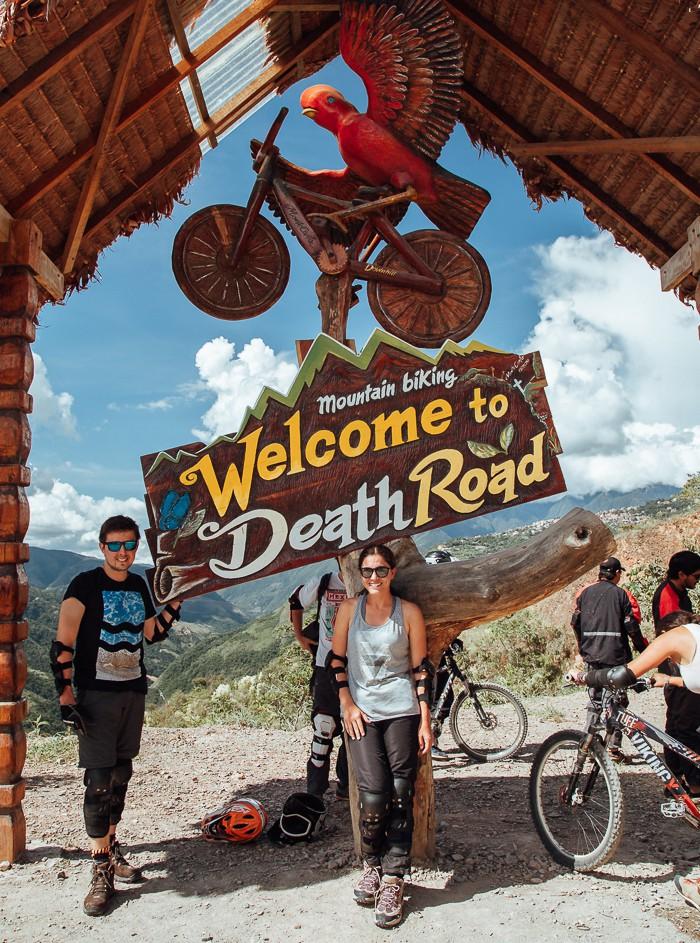 Seguro Viagem América do Sul - Estrada da Morte, Bolívia