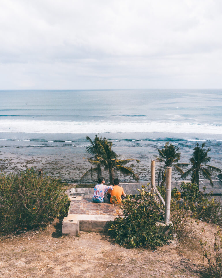 Balangan Beach, Uluwatu, Bali