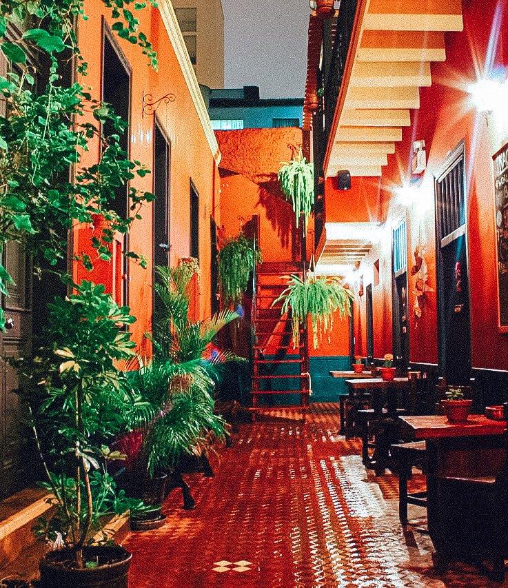 Onde ficar em Lima - kaclla