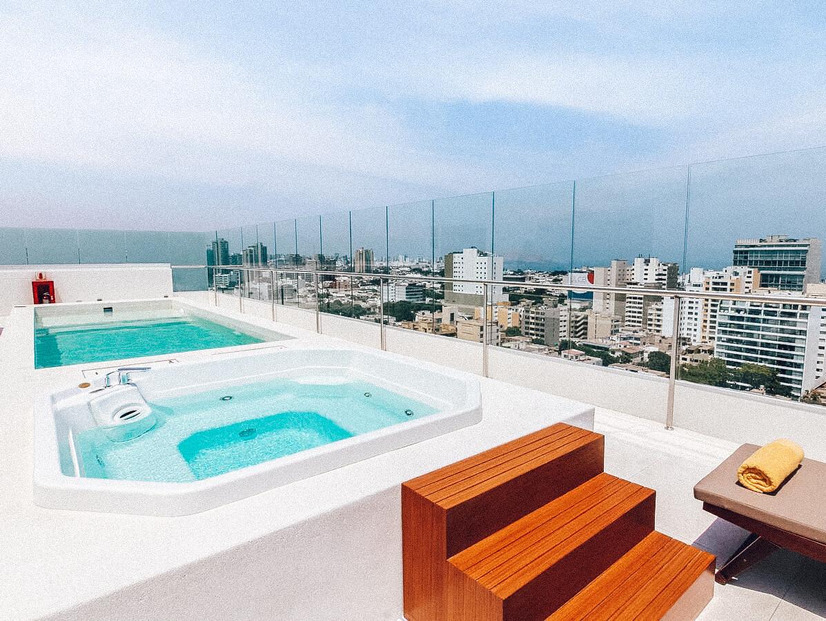 Onde ficar em Lima - Dazzler by Wyndham