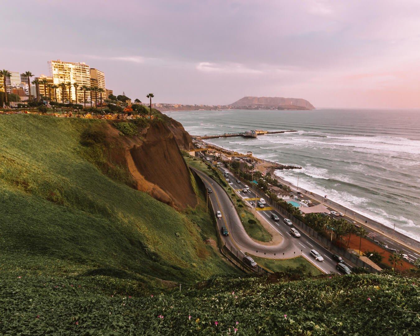 Lima, Peru - Miraflores