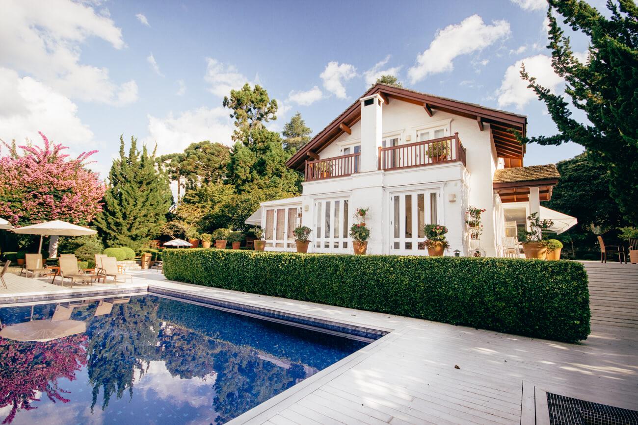 Roots Resort - Monte Verde - piscina