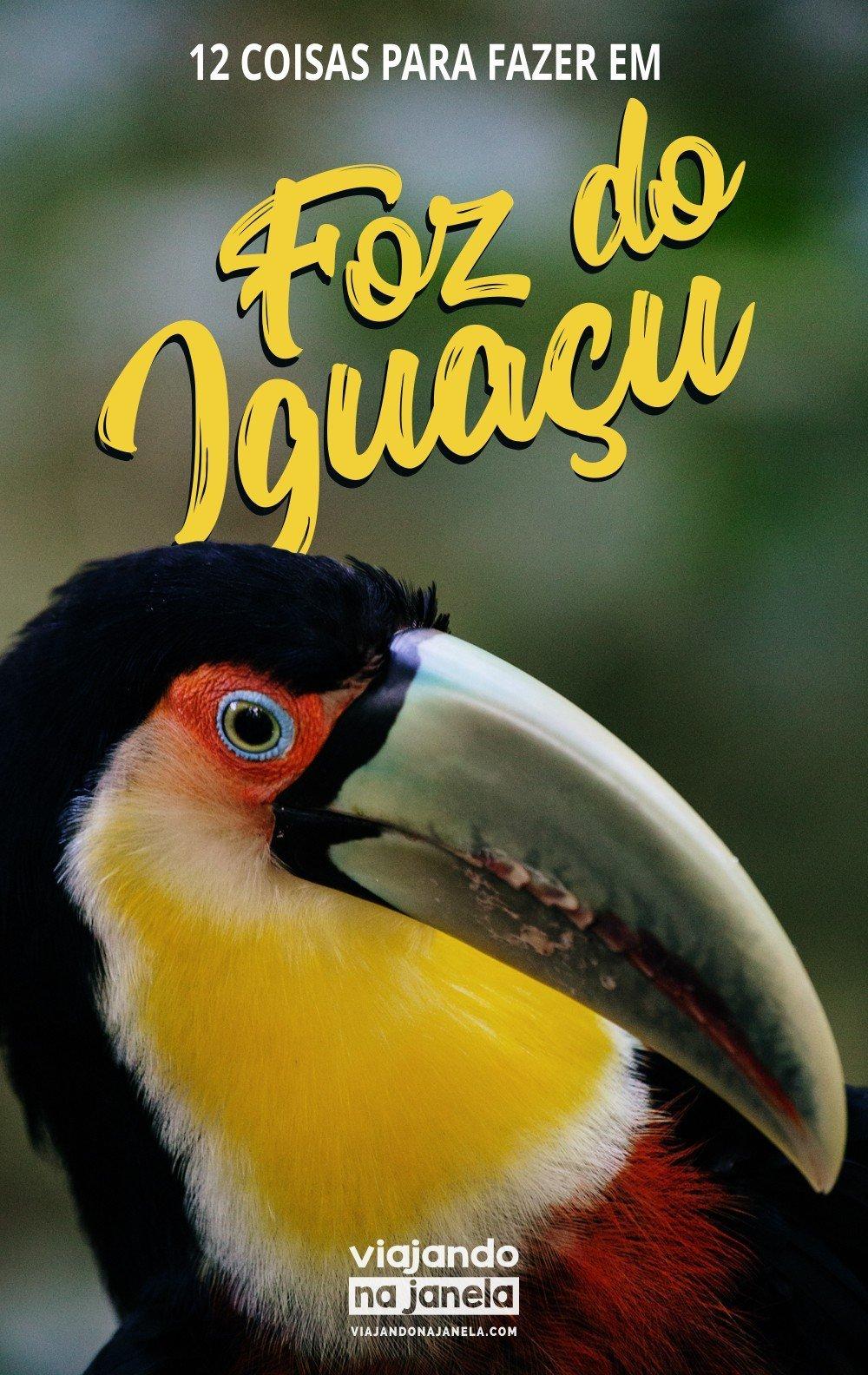 O que fazer em Foz do Iguaçu