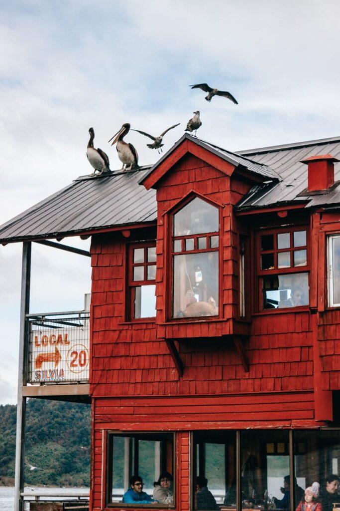 Palafitos de Angelmó, Puerto Montt, Chile