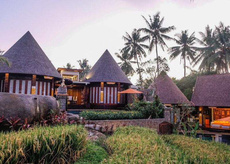 Green Field Resort | Pura Tirta Empul | Onde ficar em Ubud |