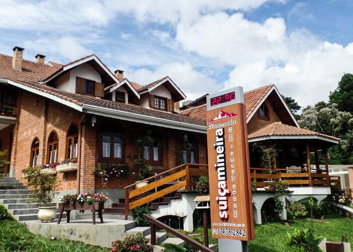 Monte Verde MG - Pousada Suíça Mineira | Foto Divulgação