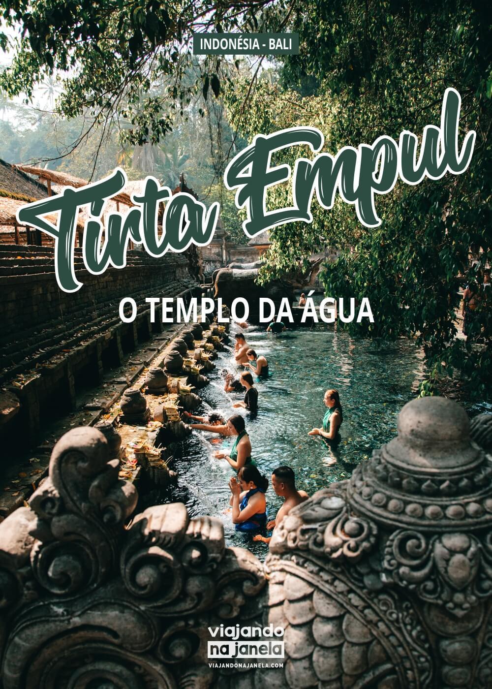 Pura Tirta Empul - Ubud - Bali - Pinterest