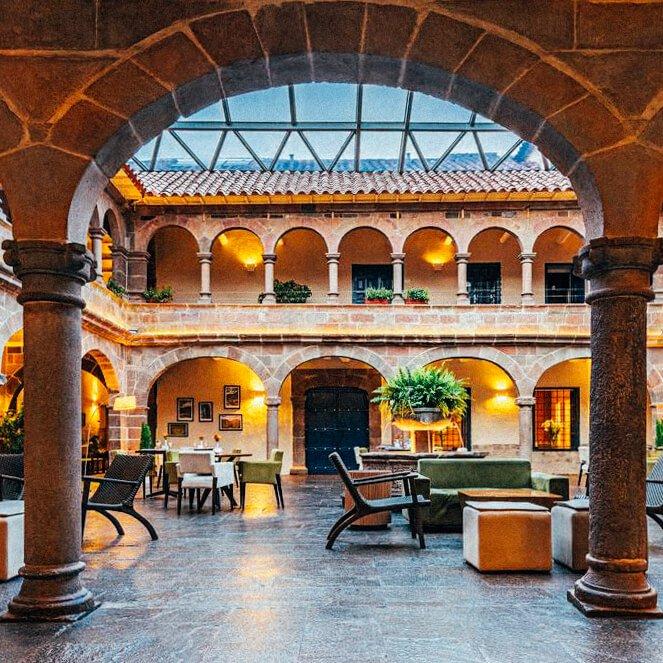 Onde ficar em Cusco - Novotel Cusco