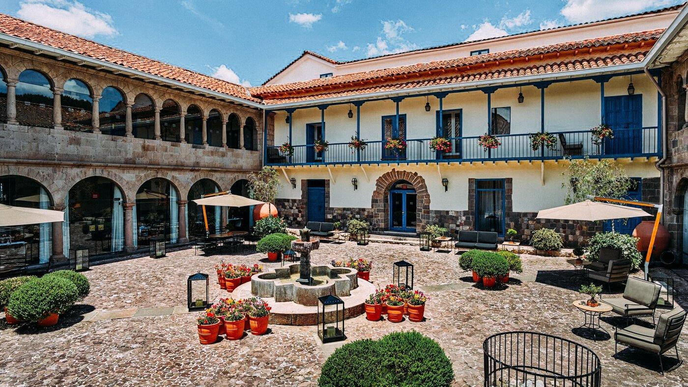 Onde ficar em Cusco - Palacio del Inka
