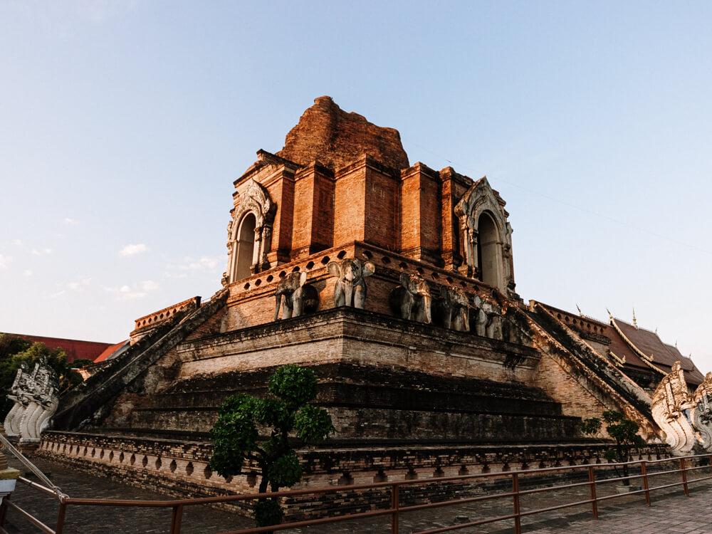 Chiang Mai, Tailandia - Wat Chedi Luang