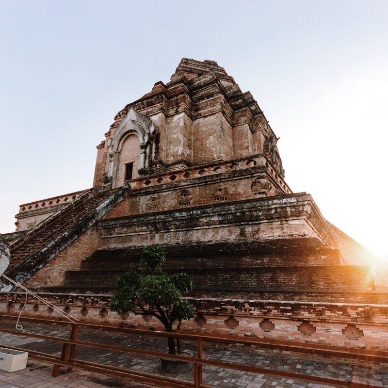 Chiang Mai, Tailândia - templo