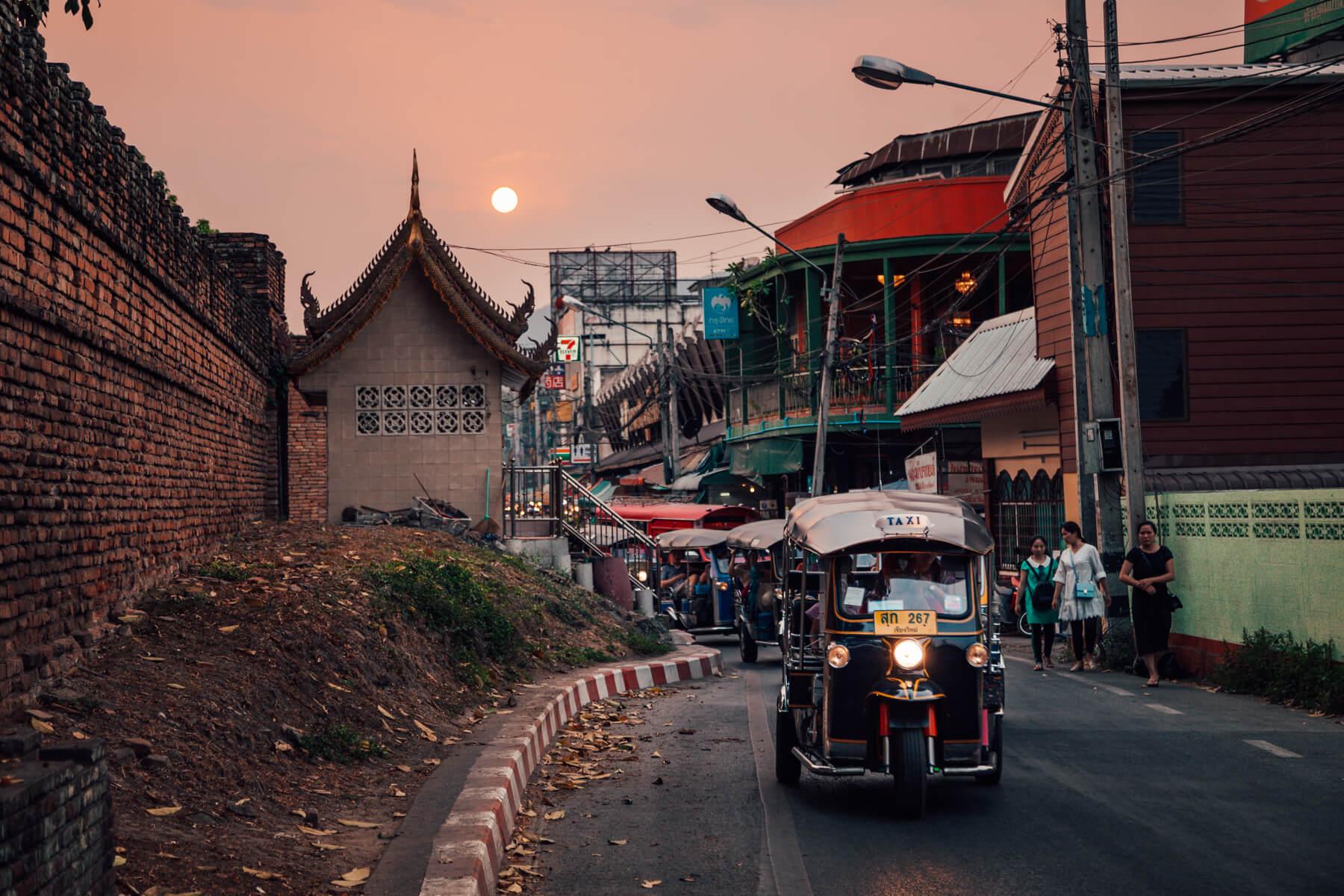 Chiang Mai: Tuk Tuk