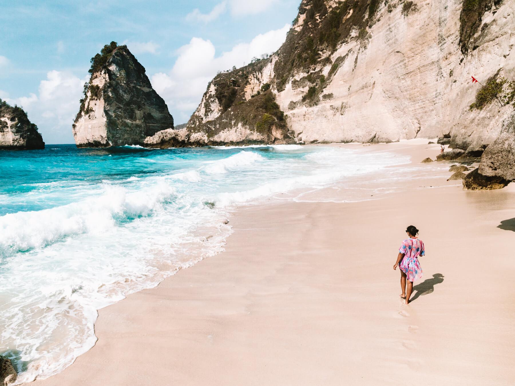 Nusa Penida, Diamond Beach