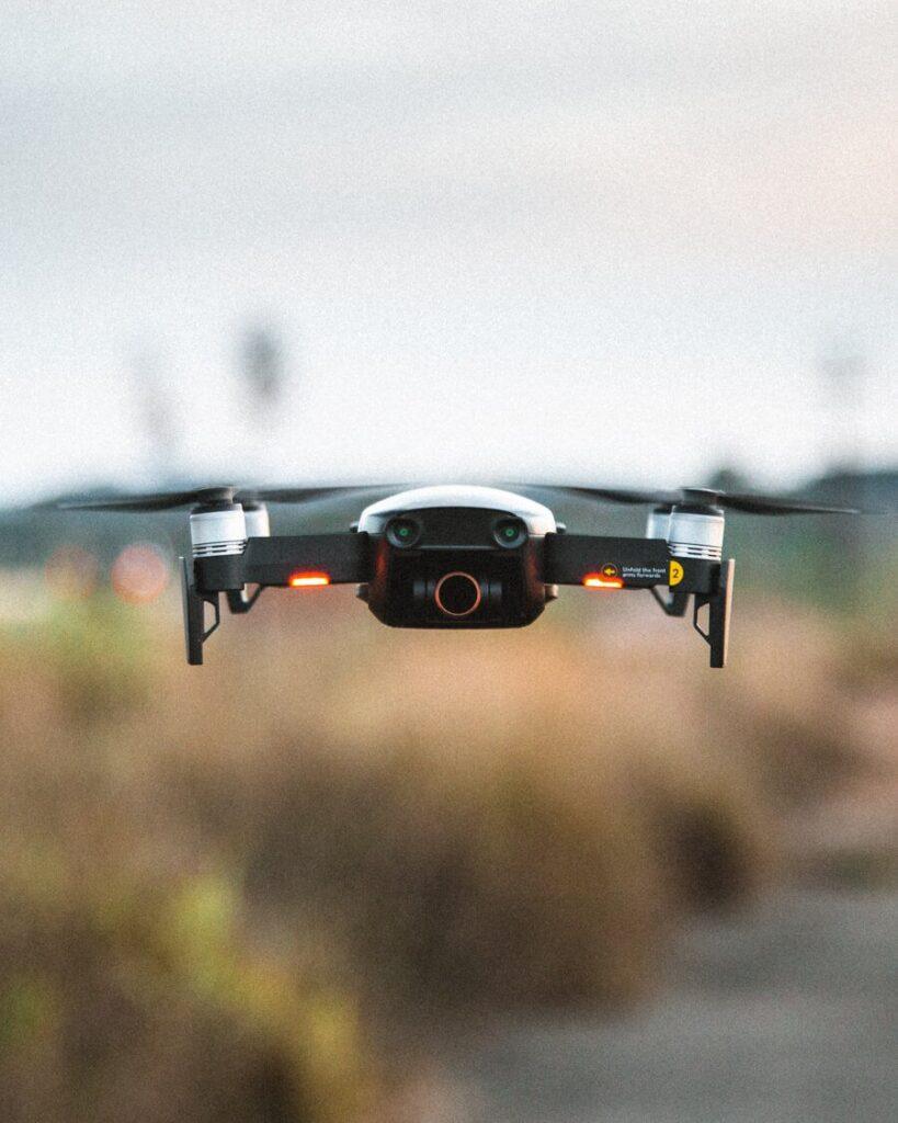 Drone para viajar - dicas e informações