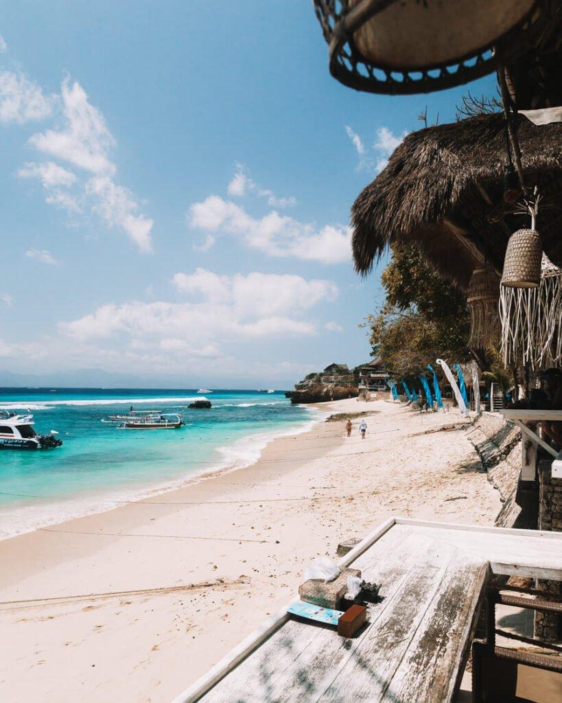 Praias de Nusa Lembongan