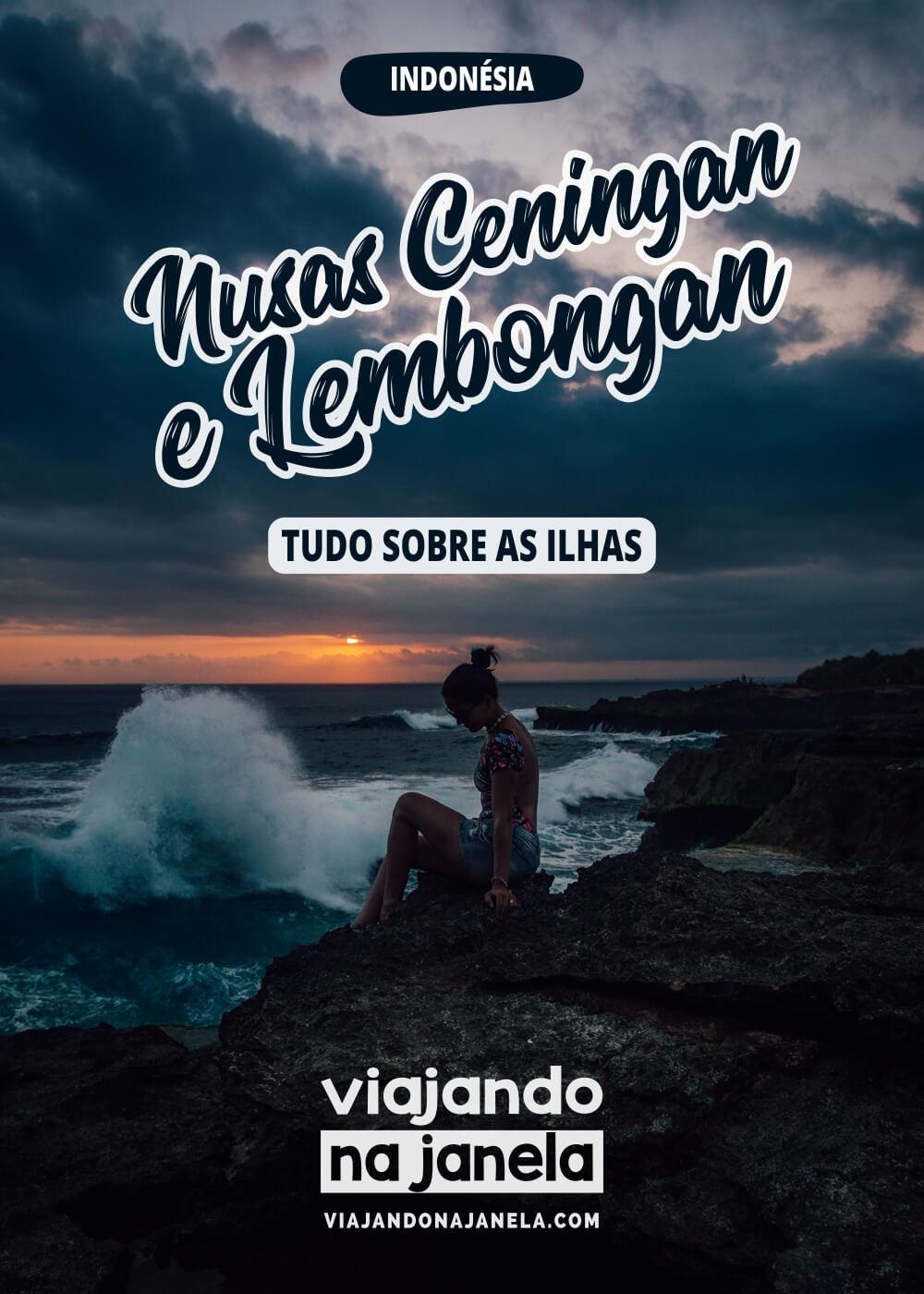 Nusa Ceningan e Nusa Lembongan