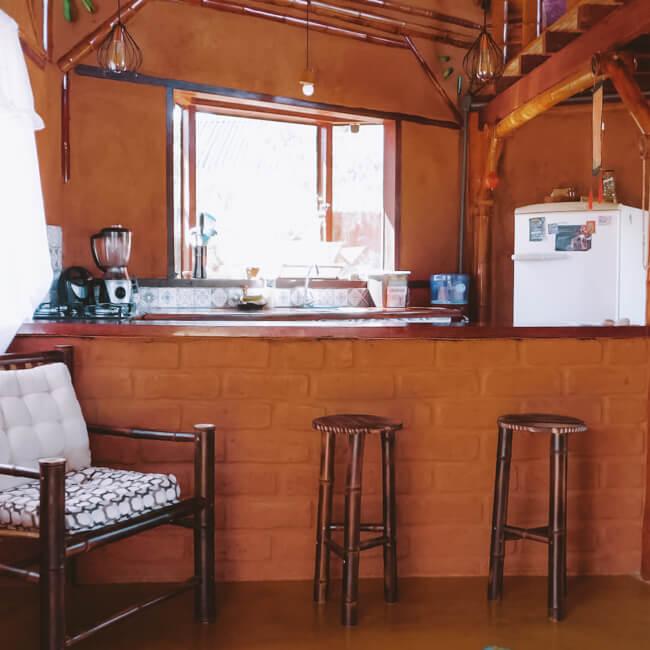 Airbnb em Goias e Distrito Federal - bambu house