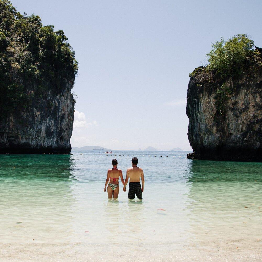 Roteiro Tailandia: Railay Beach passeio