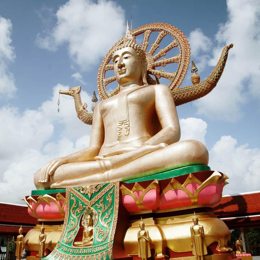 Roteiro Tailandia: Koh samui - templos