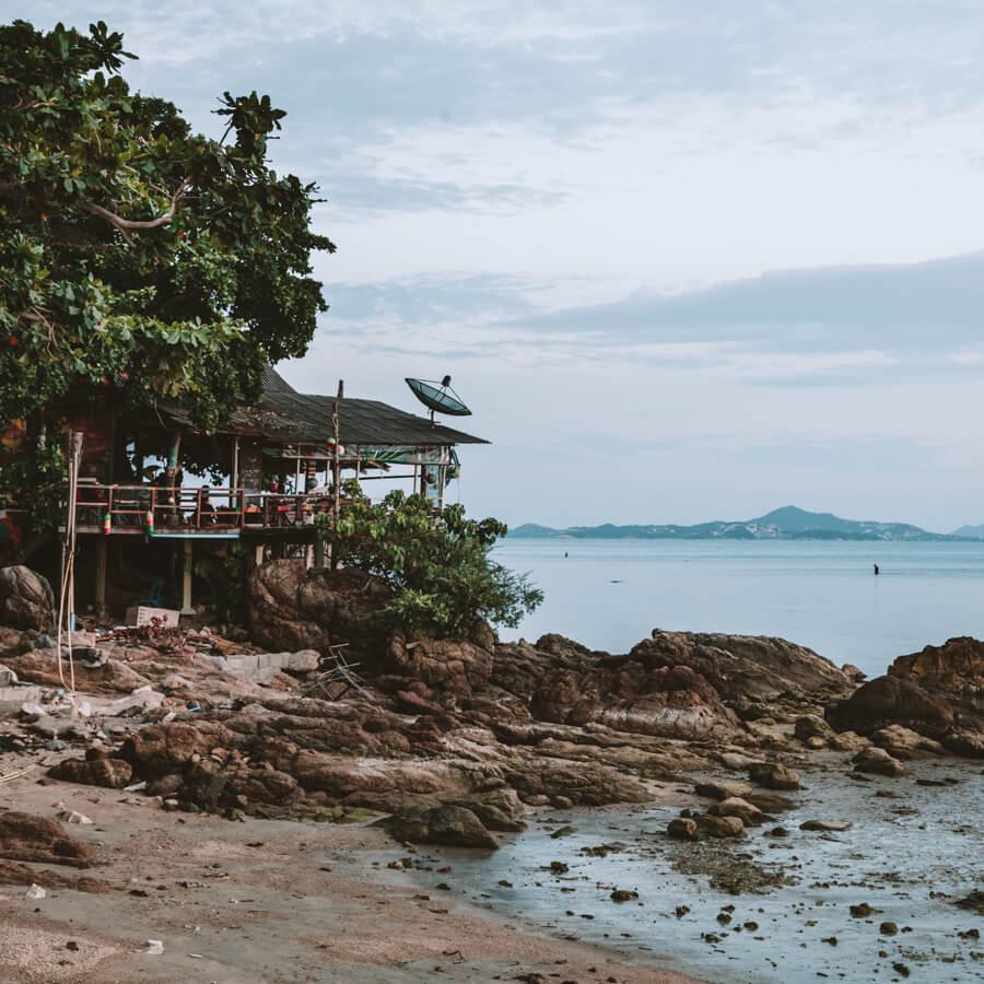 roteiro tailandia - koh phangan