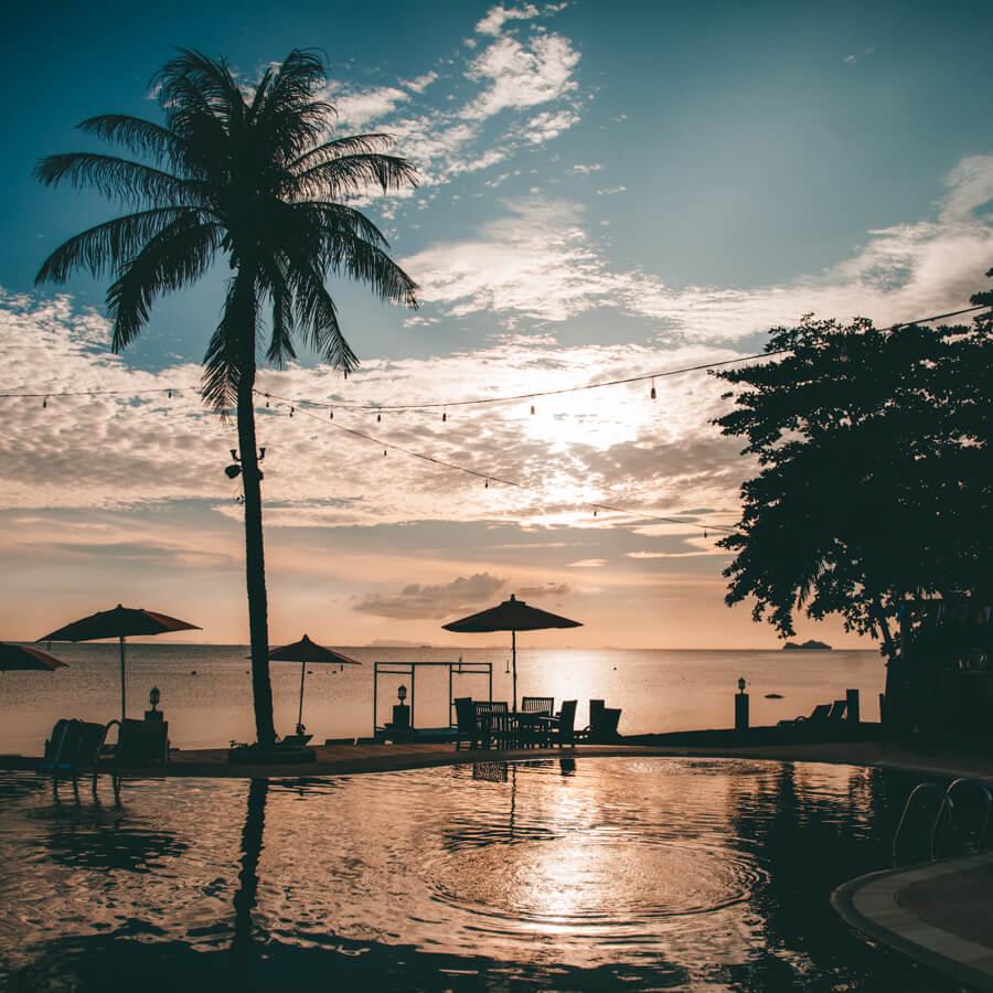 roteiro tailandia - ilha koh phangan