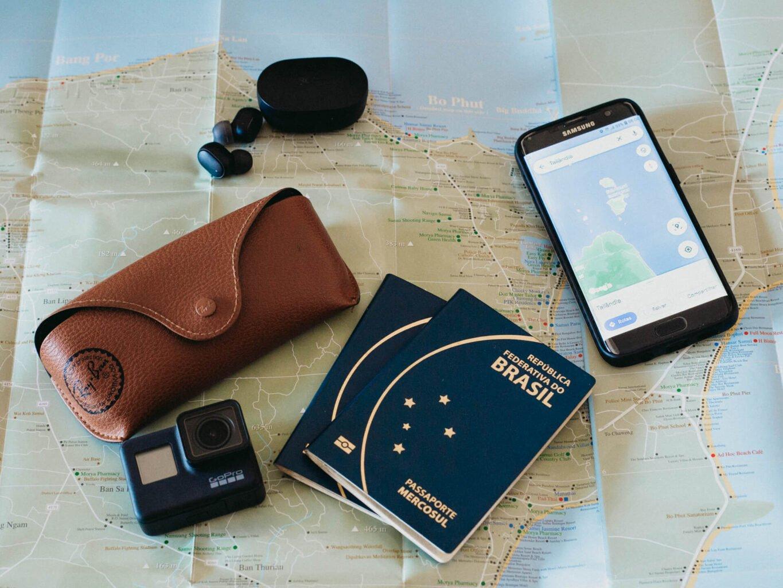 Como planejar viagem internacional: passaporte e visto
