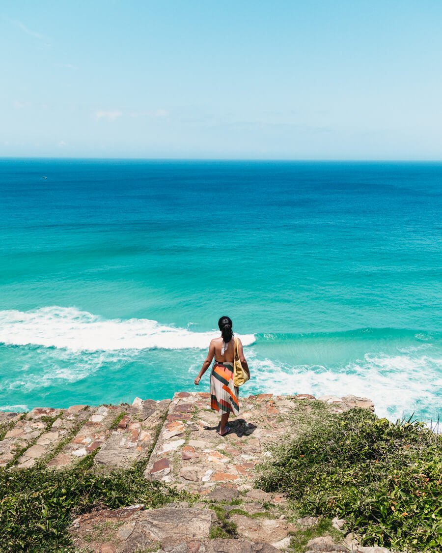 O que fazer em Arraial do Cabo, Escadaria da Praia Brava