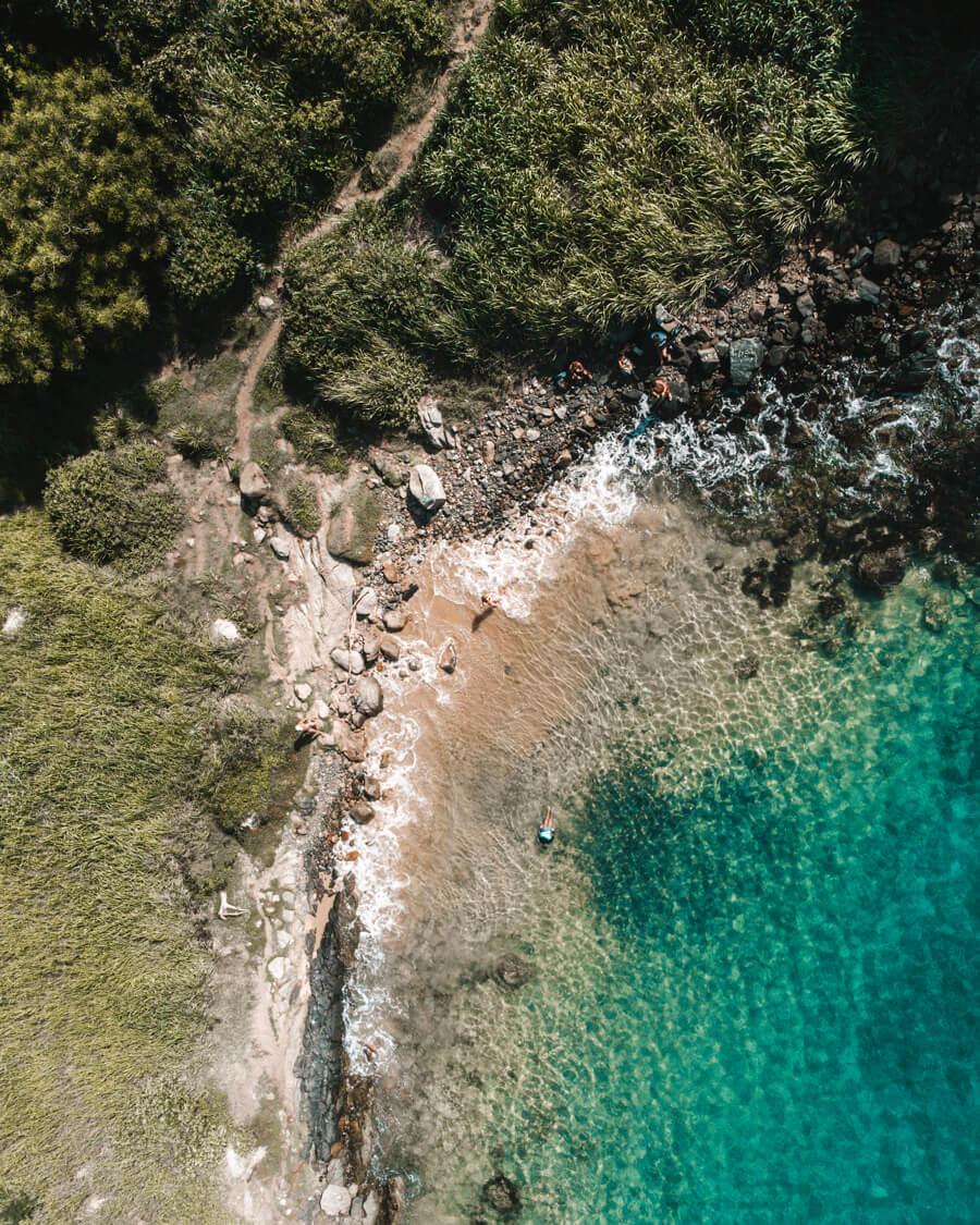 Praia da Graçainha em Arraial do Cabo
